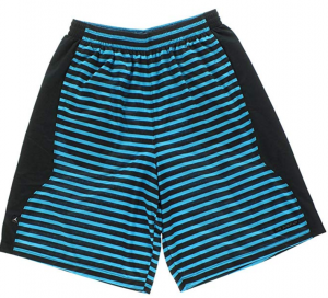 Jordan Nike Air Men's Blue Dri Fit BasketBall Shorts