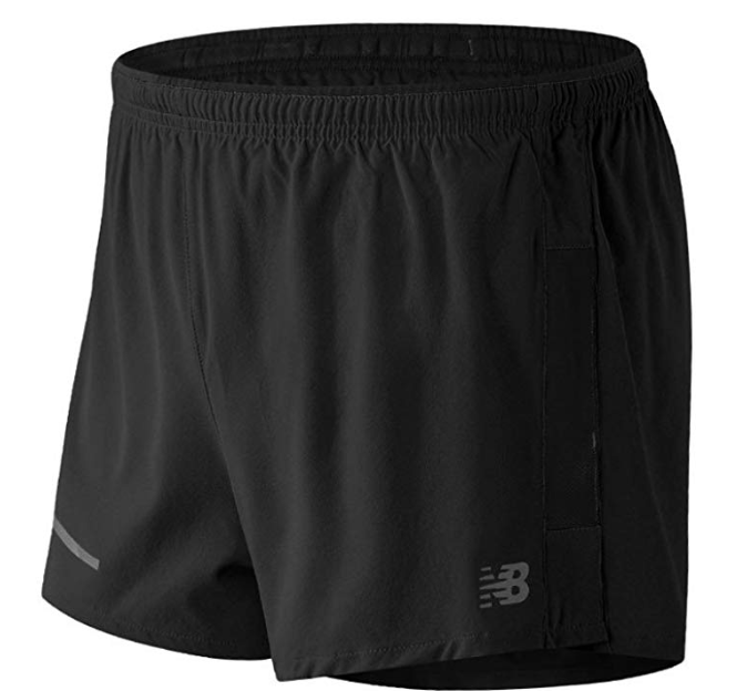 New Balance Men's Impact 3 Split Shorts