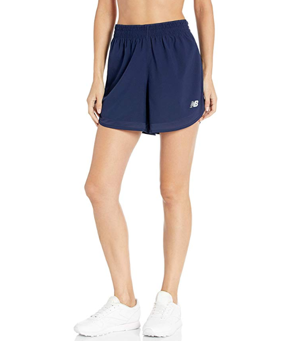 New Balance Women's Accelerate 5 in Short