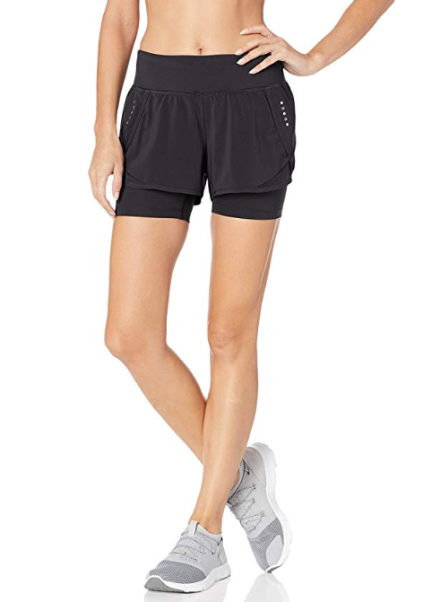 New Balance Womens Accelerate 5 inch Short