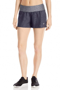 New Balance Womens Woven Fashion Short