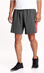Old Navy Mens Go Dry Cool Running Shorts 7