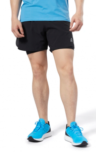 Reebok One Series Running Epic 2-in-1 Shorts