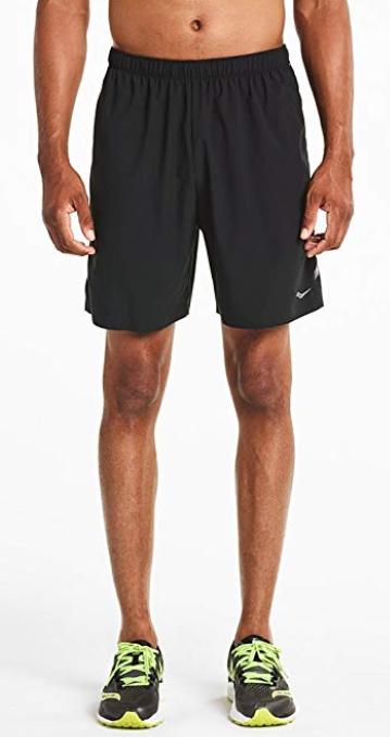 Saucony Men's Run Lux Shorts