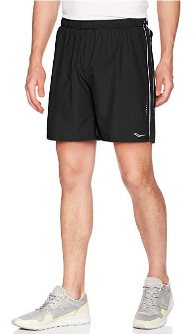Saucony Men's Sprint 7 Woven Short