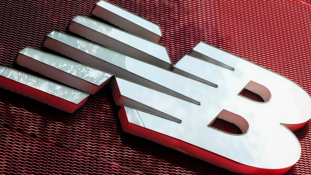 the new balance logo