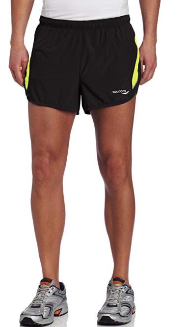 Saucony Men's Inferno running shorts