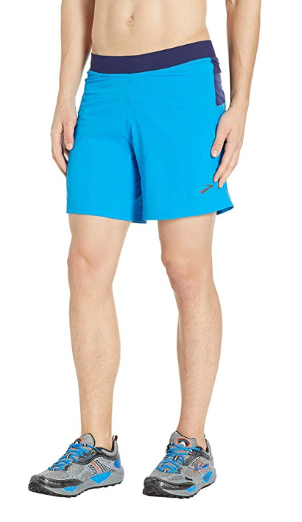 Brooks Men's Cascadia 7 2-in-1 Shorts
