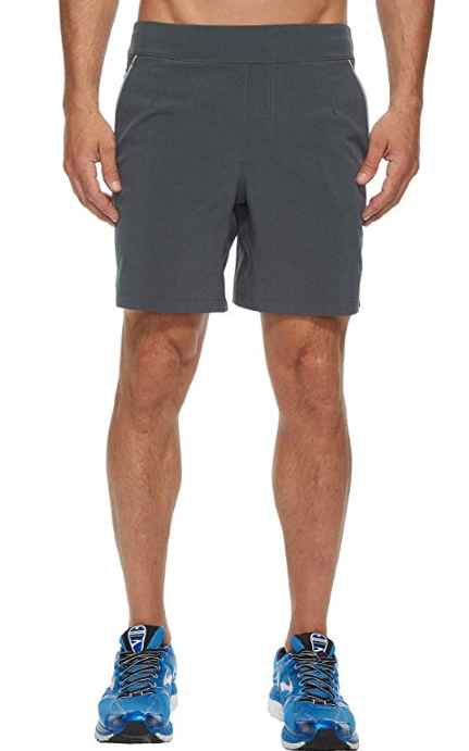 Brooks Men's Fremont 7 Linerless Shorts Asphalt Medium 7