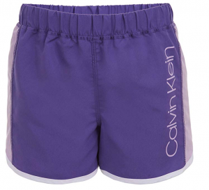 Calvin Klein Big Girls' Performance Shorts