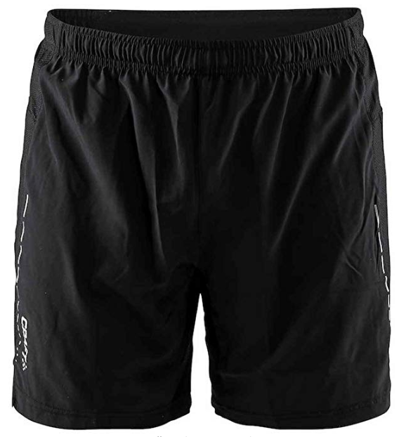 Craft Mens Running Shorts Essential 7 Inch Workout Short
