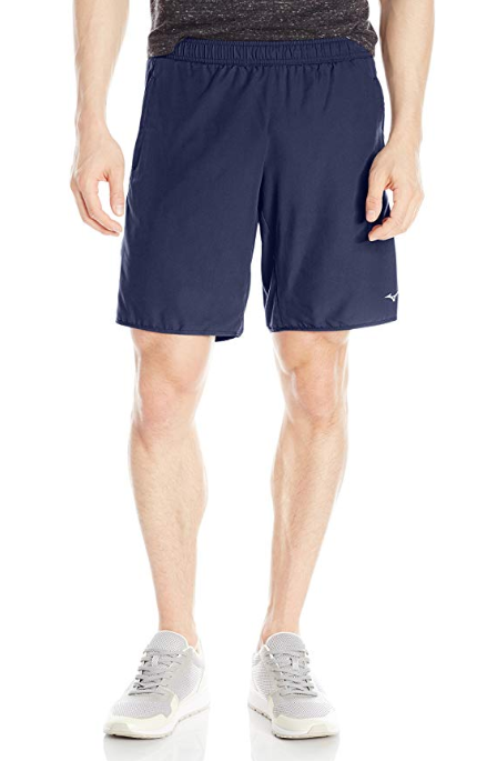 Mizuno Running Men's Geo 8.5 Square Shorts