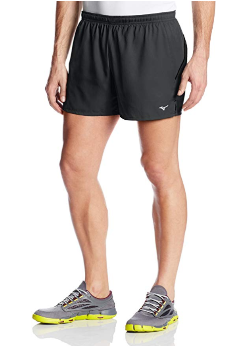 Mizuno Running Men's Mustang 4.5 SQ Shorts