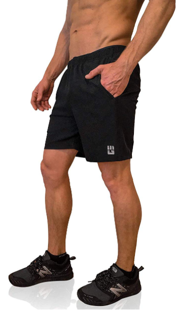 MudGear Freestyle Running Shorts for Men
