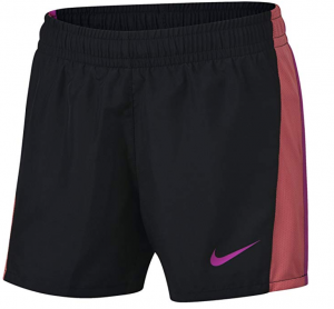 NIKE Girls' Dry 10K Running Shorts