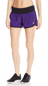 New Balance Women's Impact 3 Shorts