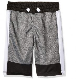 Southpole Boys' Big Marled Track Shorts