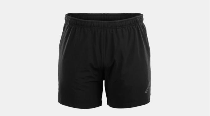 Image of black Sugoi Titan 5-inch short