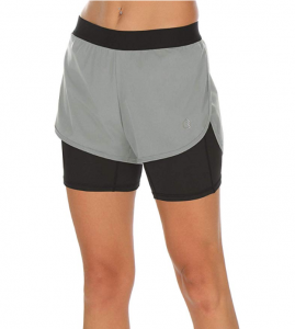 icyzone Workout Running Shorts with Pockets